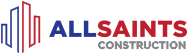 All Saints Construction Logo